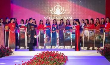 Vẻ đẹp Việt Nam 3 gây bất ngờ khi có mặt 56 vị Đại sứ quán