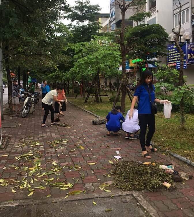 tich cuc huong ung giu gin ngo pho xanh sach dep nam 2019