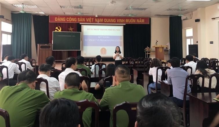 tap huan nghiep vu cong tac xu ly vi pham hanh chinh nam 2019