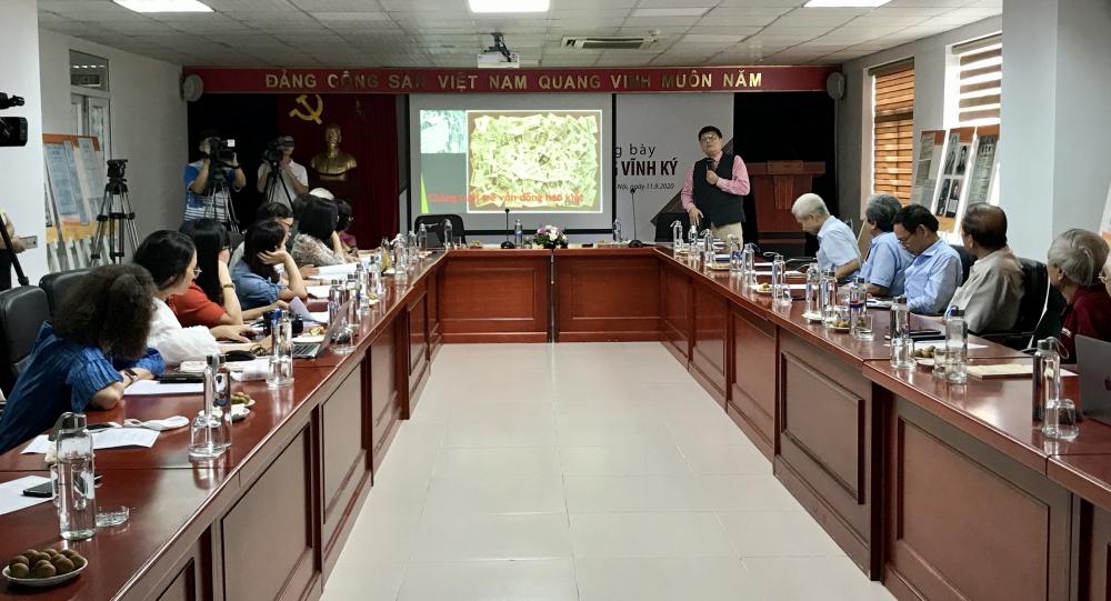 Tọa đàm, trưng bày chuyên đề về Trương Vĩnh Ký - người mở đường cho báo chí quốc ngữ