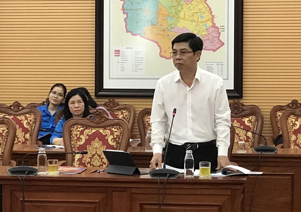 Dân vận khéo trong các cơ quan hành chính nhà nước, doanh nghiệp quận Nam Từ Liêm