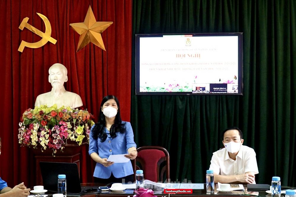 Hiệu quả từ công tác phối hợp giữa Liên đoàn Lao động và Phòng Giáo dục và Đào tạo