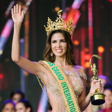 Huyền My trượt top 5, người đẹp Peru giành vương miện