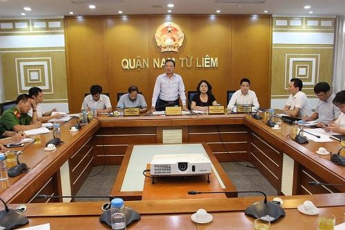 Kinh tế quận Nam Từ Liêm 9 tháng đầu năm tăng trưởng khá