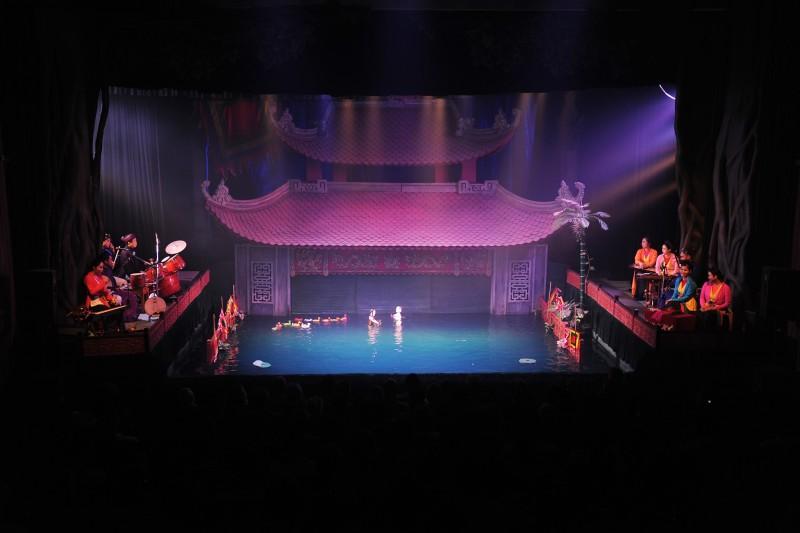 Nhà hát Múa rối Thăng Long - 'Địa chỉ đỏ' giữ hồn văn hoá dân tộc