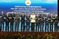 Việt Nam tham dự Hội nghị Bộ trưởng Công nghệ thông tin và Truyền thông ASEAN lần thứ 19