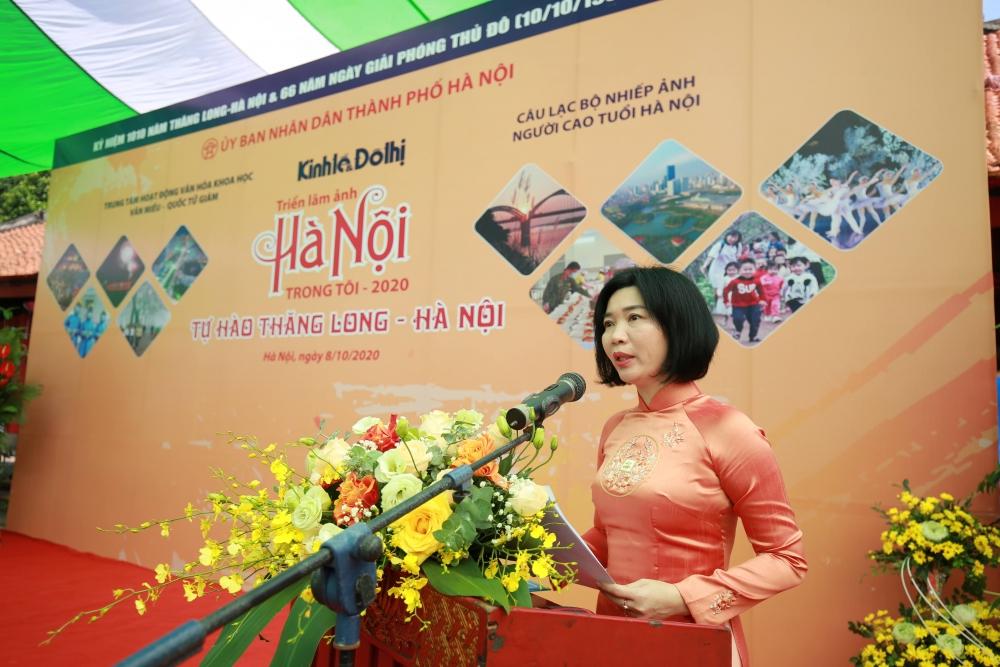 """Tự hào Thăng Long - Hà Nội qua triển lãm ảnh """"Hà Nội trong tôi"""""""