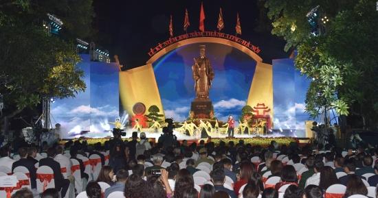 Hà Nội trọng thể tổ chức Lễ kỷ niệm 1010 năm Thăng Long - Hà Nội
