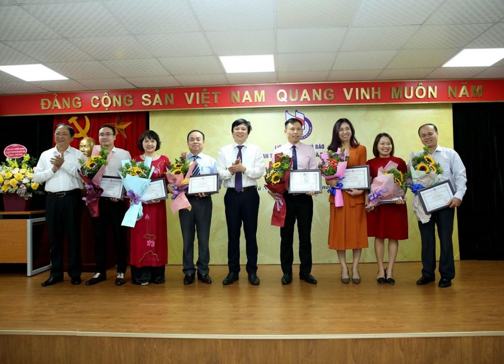 250 đại biểu dự Đại hội thi đua yêu nước Hội Nhà báo Việt Nam giai đoạn 2020-2025