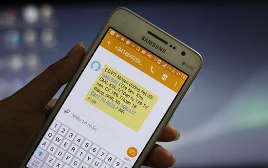 Hà Nội: Tăng cường ngăn chặn cuộc gọi rác, tin nhắn rác