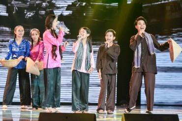 Hấp dẫn mini show trước thềm bán kết Giọng hát Việt Nhí 2017