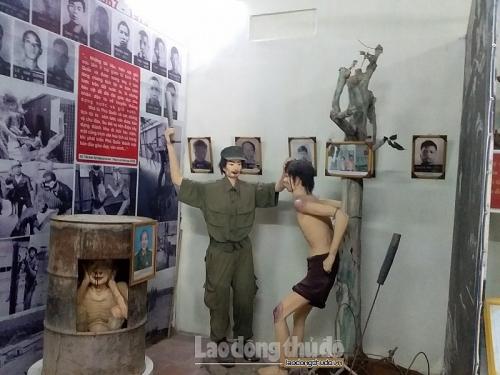 Độc đáo bảo tàng chiến tranh của người cựu binh