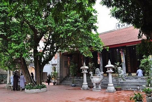 Độc đáo kiến trúc chùa Thanh Nhàn