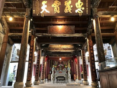 Đền Quan Đế - ngôi đền với lối kiến trúc truyền thống độc đáo