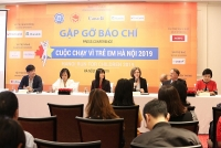 Khởi động Cuộc chạy vì trẻ em Hà Nội 2019