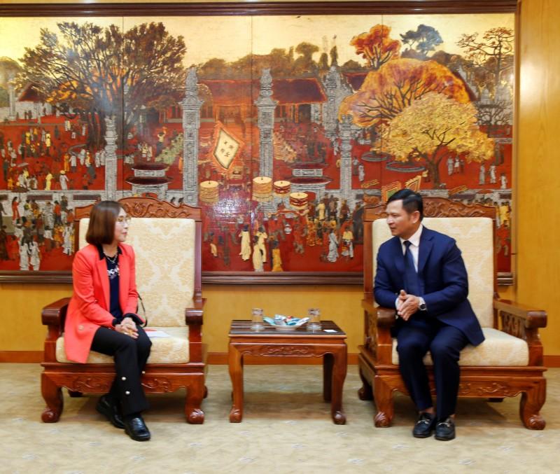 Thiết lập mối quan hệ hợp tác với quận Guro, Seoul (Hàn Quốc)