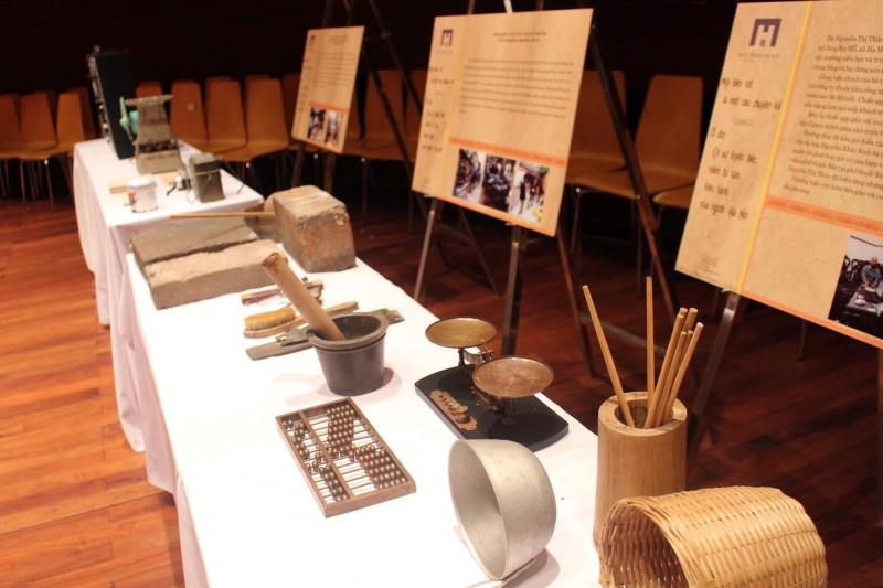 800 hiện vật có giá trị được hiến tặng cho Bảo tàng Hà Nội
