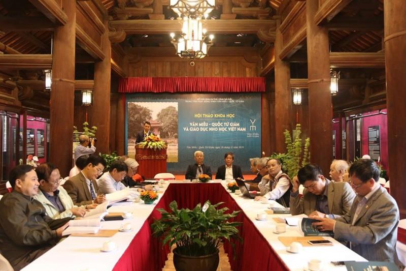 Văn Miếu – Quốc Tử Giám: Biểu tượng của giáo dục Nho học Việt