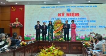 Kỷ niệm 70 năm Ngày Truyền thống Liên hiệp các tổ chức hữu nghị Việt Nam