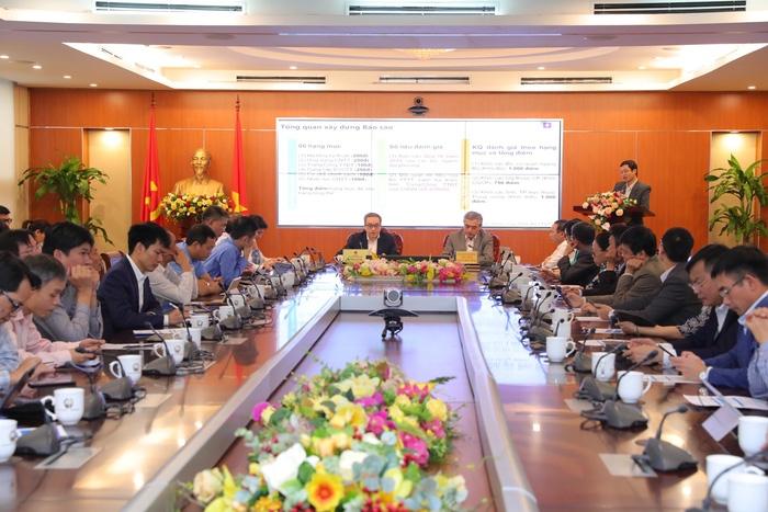 Bộ Tài chính, Bộ Công thương đứng đầu về ứng dụng công nghệ thông tin