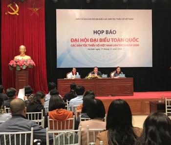 1.600 đại biểu tham dự Đại hội đại biểu toàn quốc các dân tộc thiểu số lần thứ II