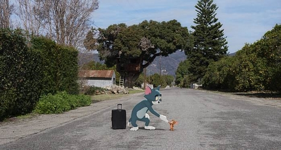 Cuộc chiến giữa Tom và Jerry lần đầu tiên lên màn ảnh rộng sau 30 năm