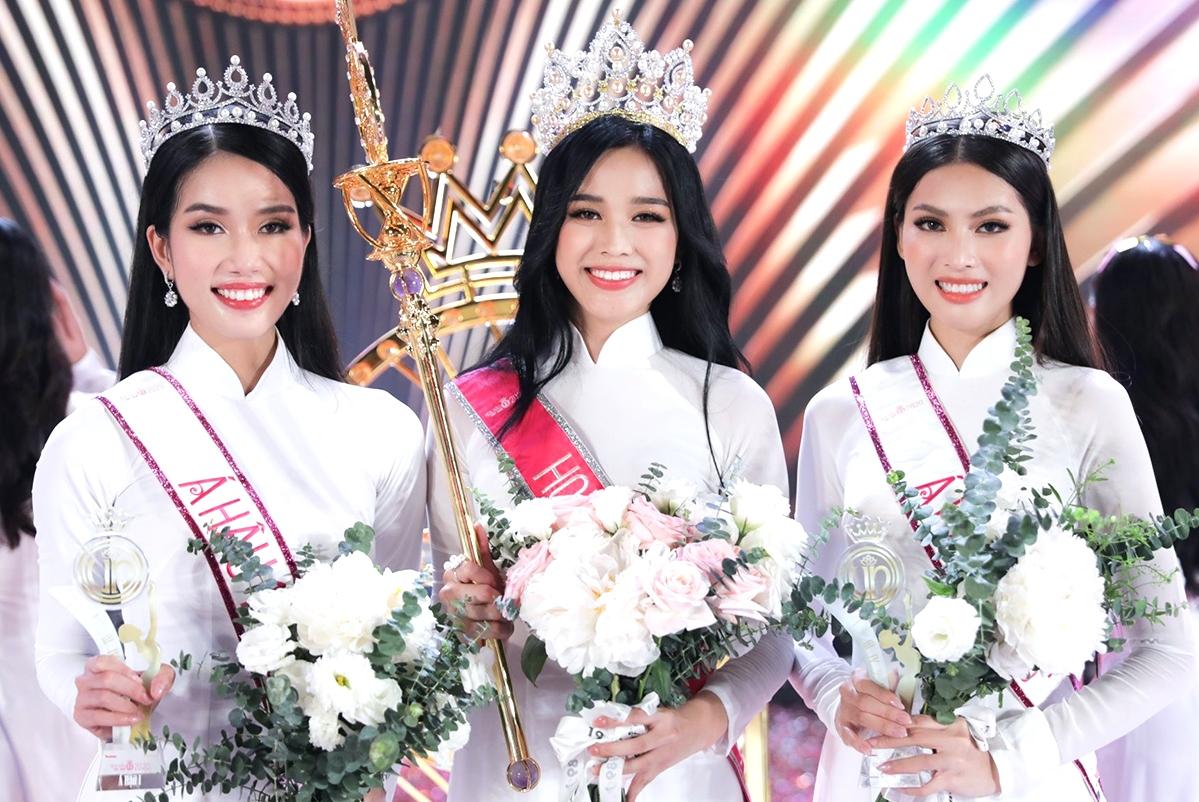 Đỗ Thị Hà là Hoa hậu Việt Nam 2020