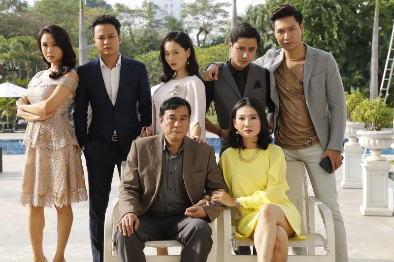 Hồng Đăng - Mạnh Trường là tình địch trong 'Cả một đời ân oán'