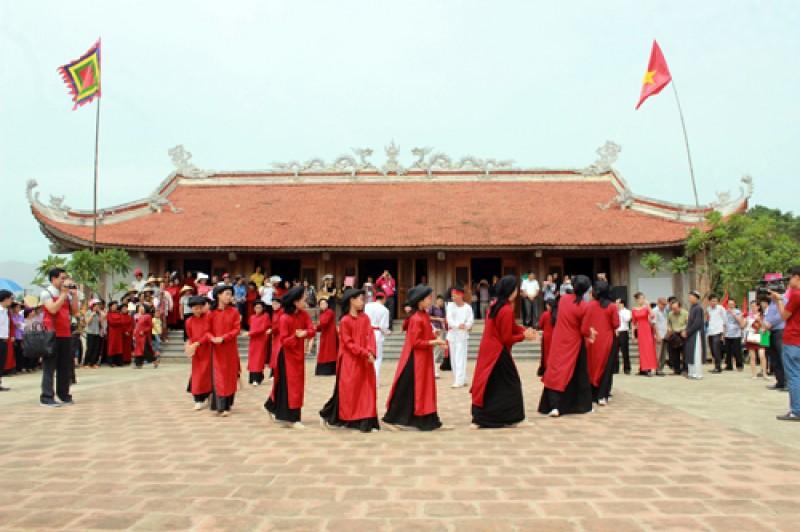 Hát Xoan Phú Thọ được công nhận là di sản văn hóa phi vật thể của nhân loại