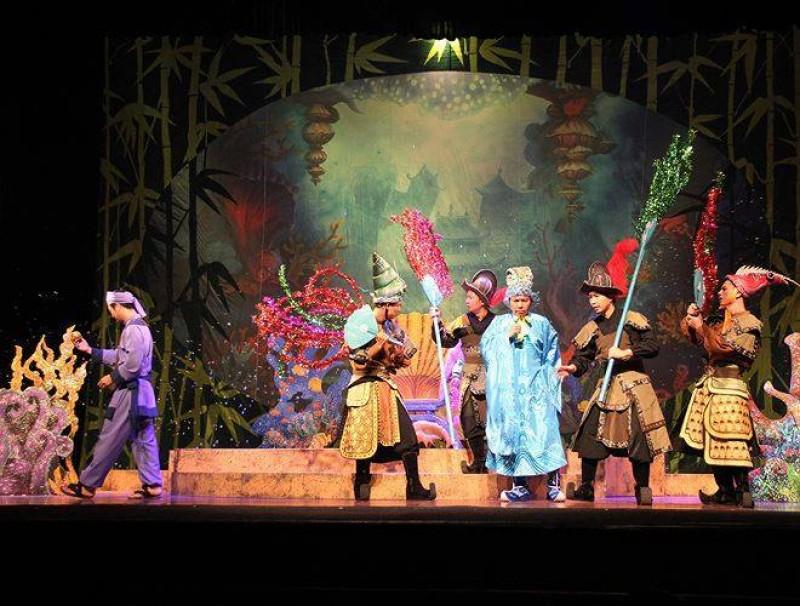 Vở kịch 'Dã Tràng' xuất ngoại tới sân khấu quốc tế