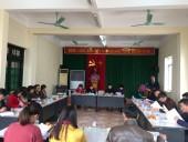 LĐLĐ quận Hai Bà Trưng tổ chức hội nghị Ban Chấp hành lần thứ XX