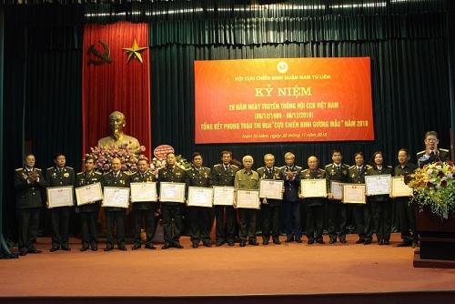 Hội Cựu chiến binh quận Nam Từ Liêm tích cực tuyên truyền giáo dục pháp luật