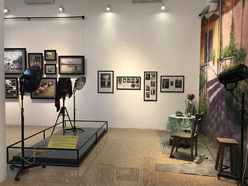 Khám phá Bảo tàng Nhiếp ảnh Lai Xá