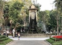 Chuyện ít biết về Vườn hoa Con cóc của Thủ đô