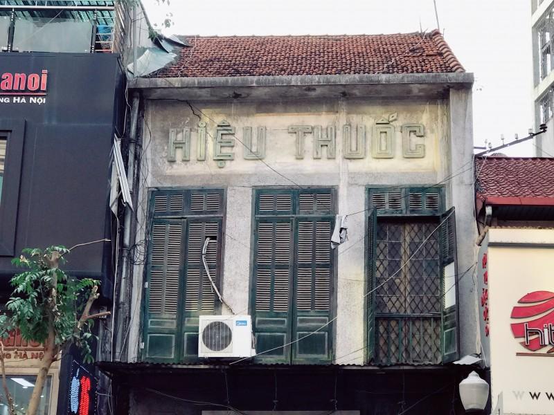Hoài niệm về biển hiệu quảng cáo cổ của Thủ đô