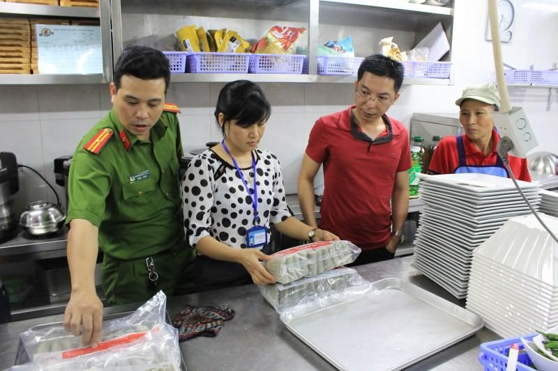 Quận Nam Từ Liêm: Đảm bảo công tác an toàn thực phẩm