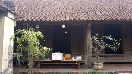 Khám phá không gian sinh hoạt truyền thống của làng cổ Đường Lâm