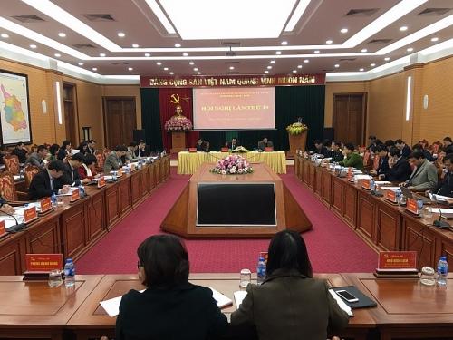 Ban Chấp hành Đảng bộ quận Nam Từ Liêm tổ chức hội nghị lần thứ 19