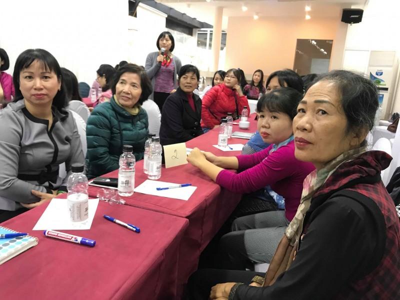 Tăng cường phổ biến giáo dục pháp luật cho lao động nữ di cư
