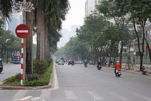Tuyến đường Hàm Nghi đoạt giải 'Tuyến phố văn minh đô thị'