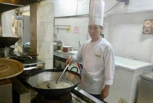 Người đầu bếp có đôi tay vàng