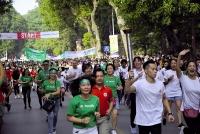 Người dân Thủ đô háo hức với các hoạt động cộng đồng