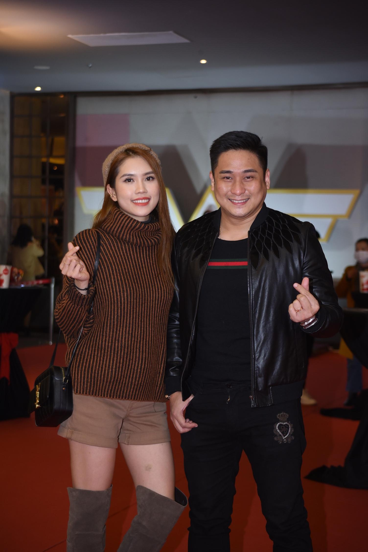 Ca sĩ Erik và dàn sao Việt tề tựu tại buổi ra mắt