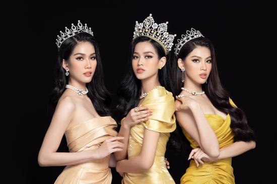 Chiêm ngưỡng nhan sắc Hoa hậu Đỗ Thị Hà và 2 Á hậu sau một tháng đăng quang