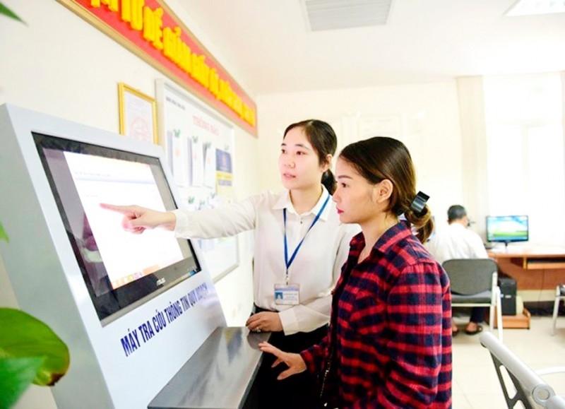 Hà Nội: Phấn đấu mức độ hài lòng của người dân về thủ tục hành chính đạt 85% trở lên