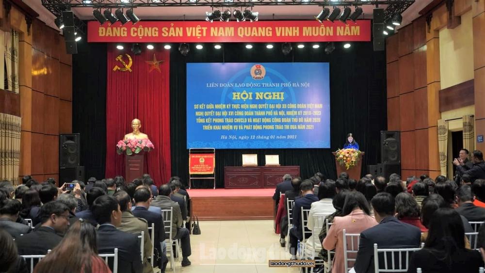 Ngày càng khẳng định, nâng cao vị thế của tổ chức Công đoàn
