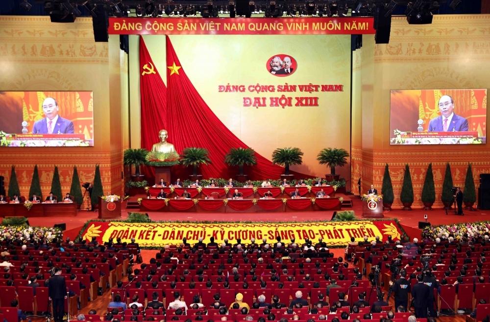 Nhân dân Thủ đô hướng về Đại hội Đảng lần thứ XIII với niềm tin vào tương lai tươi sáng của đất nước
