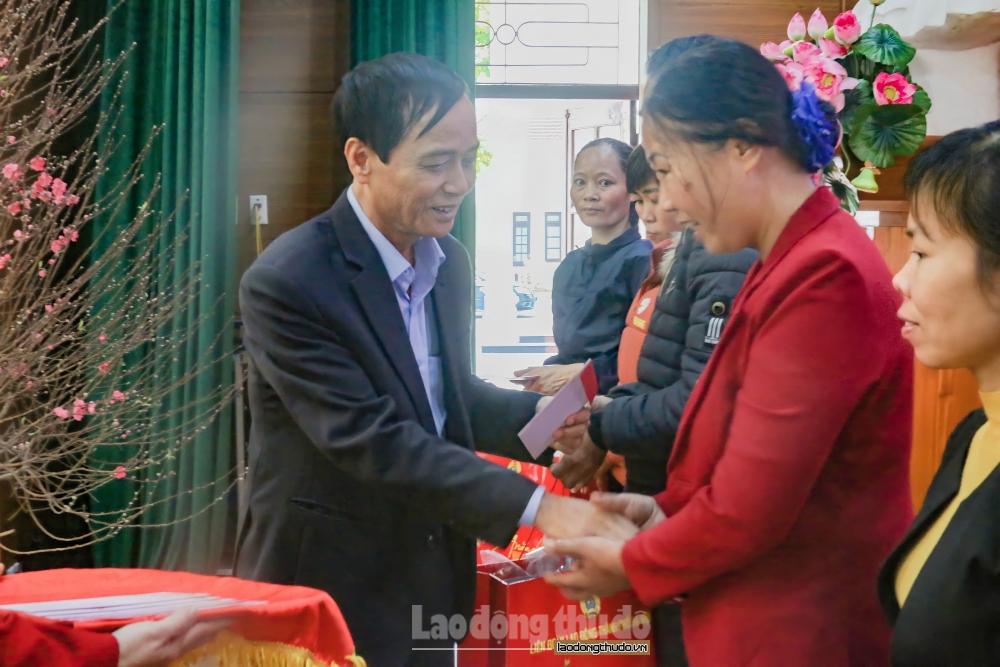 Liên đoàn Lao động huyện Quốc Oai: Nhiều kết quả nổi bật trong hoạt động Công đoàn