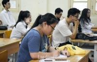 Sẽ có một số thay đổi trong tuyển sinh đại học, cao đẳng năm 2020