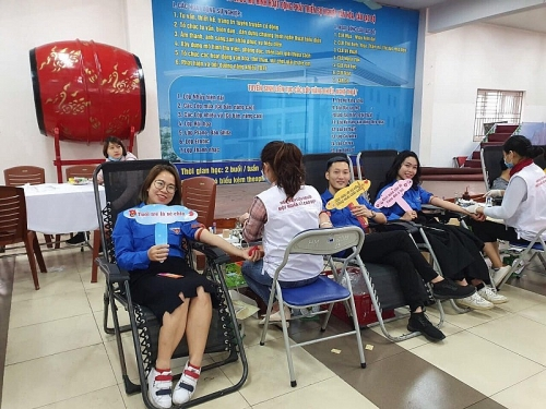 Tuổi trẻ Thủ đô hăng hái, chung tay phòng, chống dịch Covid-19